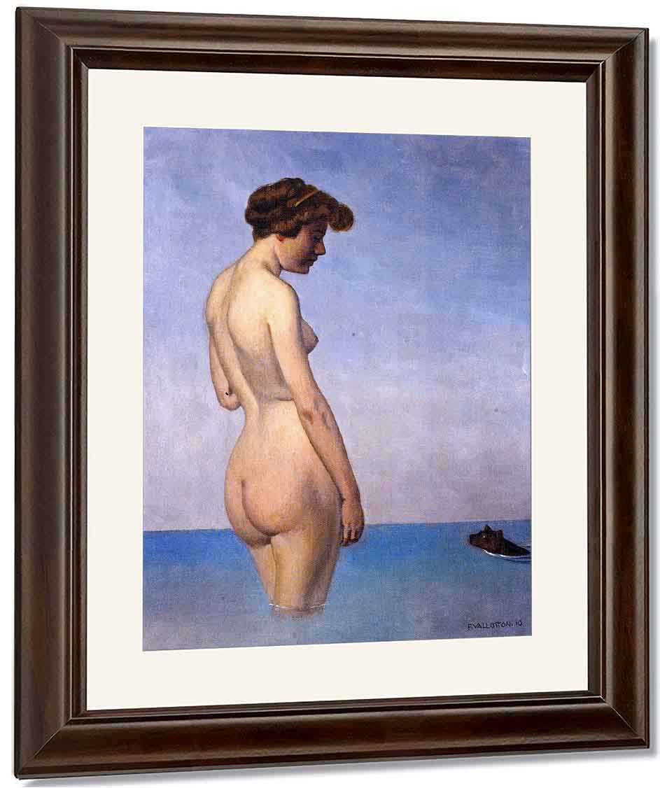 Fine Art Print Three Bathers Felix Vallotton Reproductions