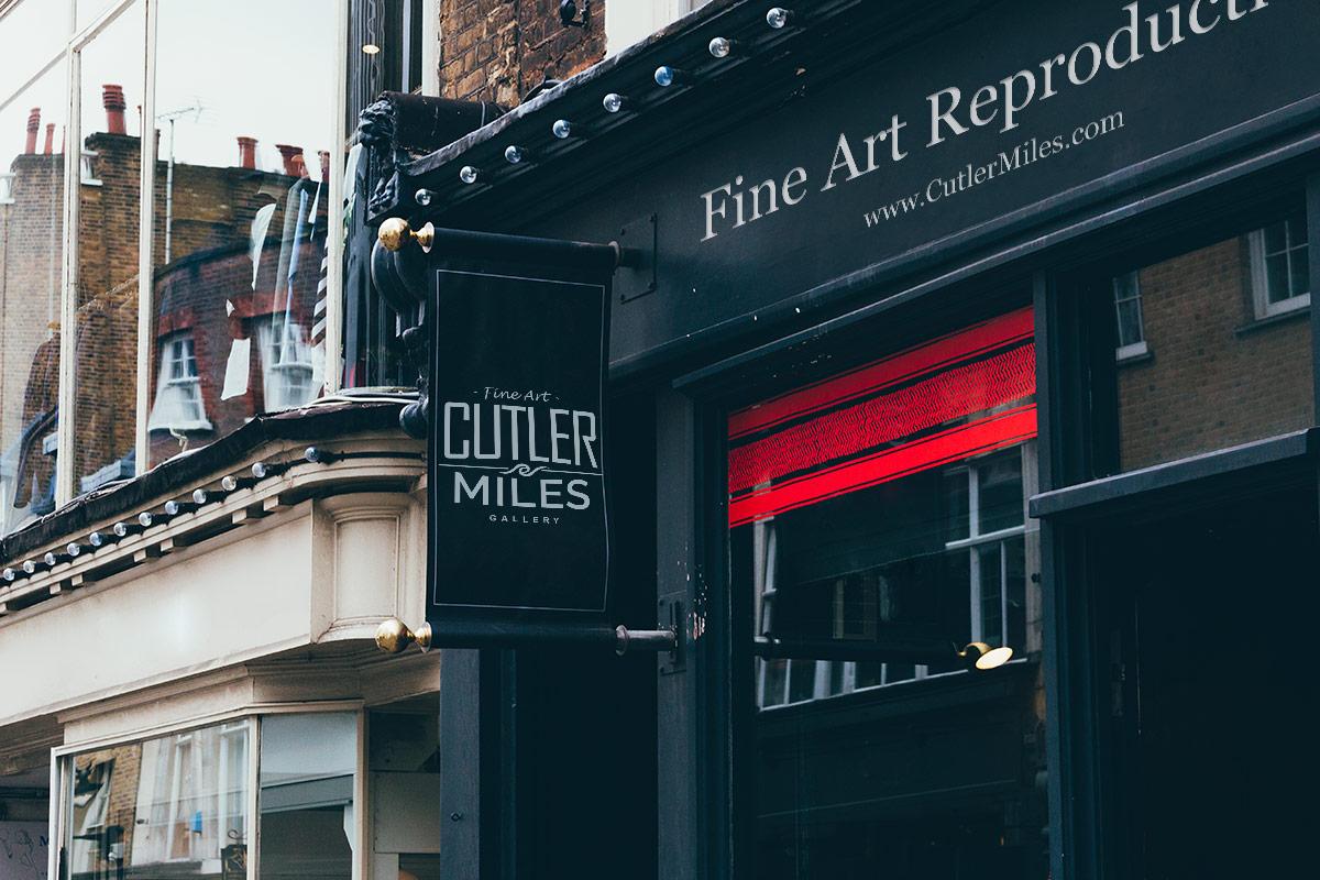 Cutler Miles Storefront