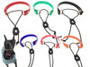 "Sparky Pet Co 1"" Electronic Surefit Receiver High Flex Easy On/Off Dog Collar- 4 COLORS"