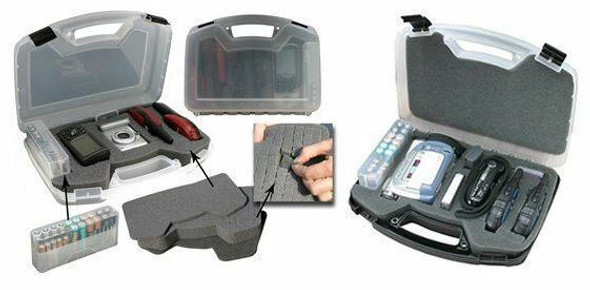 Carrying Case Perfect for Your Electronic Dog Collar, Small Hand-Held Tracking