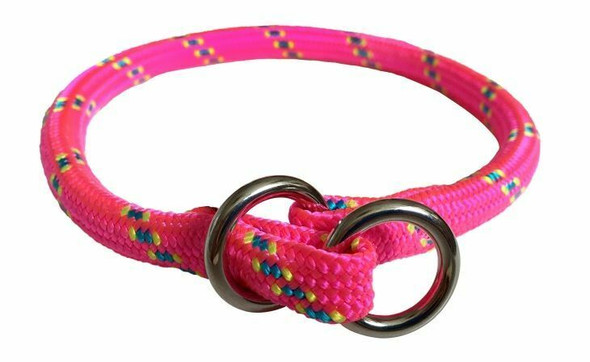 Omni Pet Pink Mountain ChokE-Collars for Pet Training 8 Sizes To Choose From