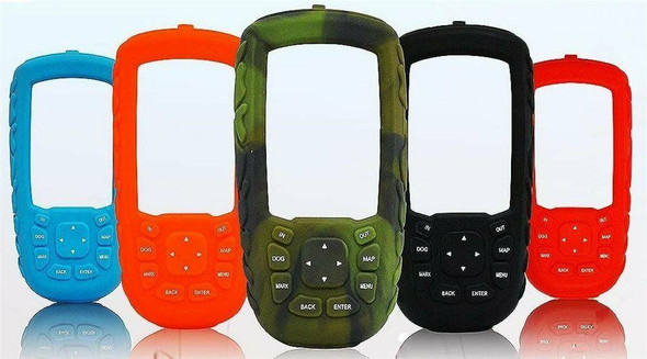 Garmin Orange Protective Orange Gel Silicon Cover for Astro 320 GVDS