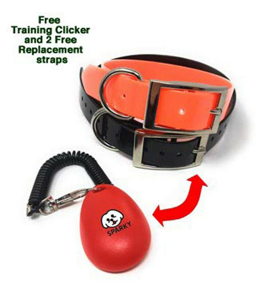 Dogtra 1900S Handsfree Remote Dog Training System /2 Free Straps & Train Clicker