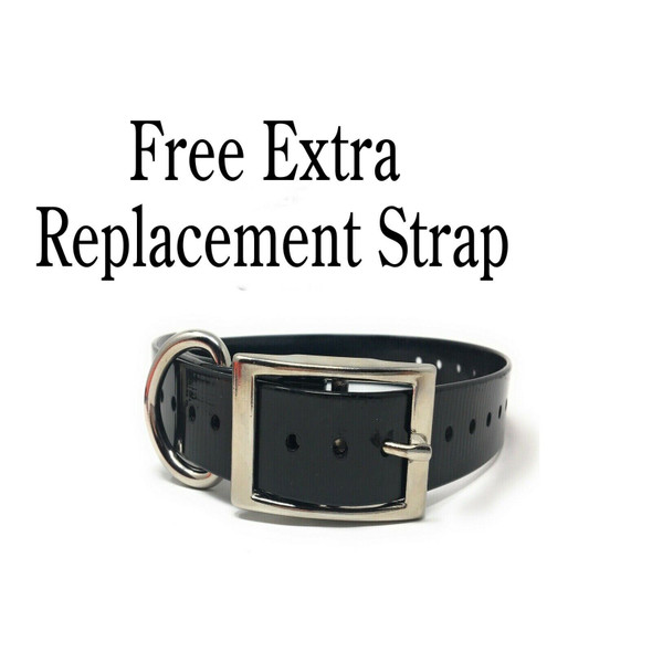 Dogtra Pathfinder TRX Additional Receiver 9-Mile EXPandable / Free Extra Strap