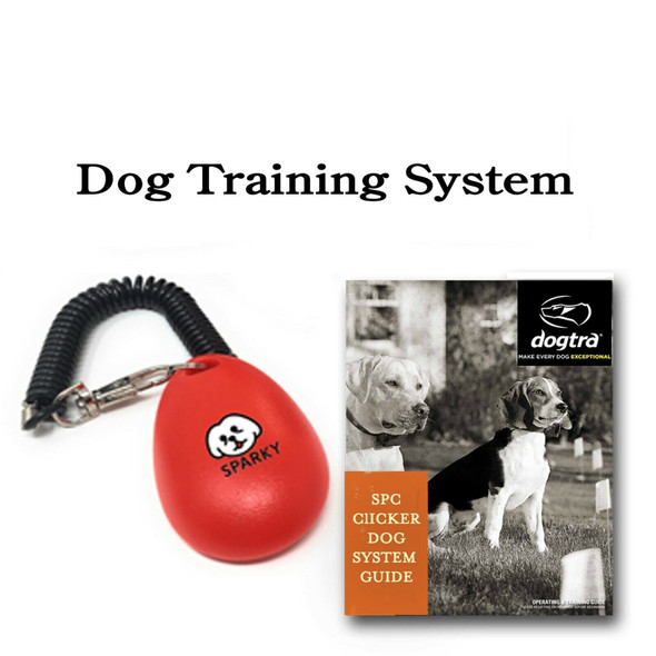 Dogtra 202C 2-Dog System, Extra Strap, Clicker Training System, Travel Bowl