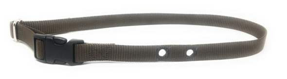 """0 Replacement Underground Nylon Dog Collars 3/4"""" 2 Hole 1.25"""" - 13 Colors"""
