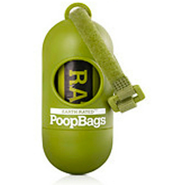 Earth Rated Poop Bags Dispenser & Bags Lavender Scented