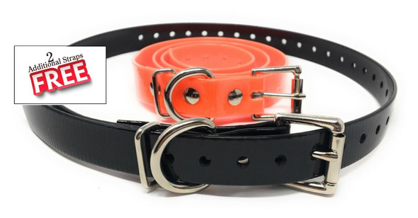 Dogtra EDGE EXPandable to 4 dogs Remote Dog Training Collar plus 2 extra straps