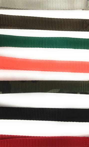 3 Q nylon Solid Receiver Straps