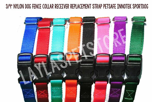 Pawz Away® Indoor Pet Barrier Znd-1200 Strap Collar Znc 1198