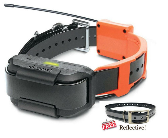 Dogtra Pathfinder TRX GPS Tracking System -with 2 EXTRA STRAPS AND CLICKER