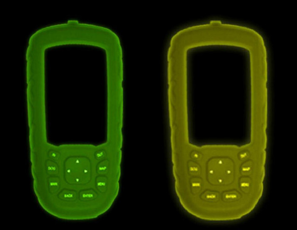 Garmin Astro 320 GV Custom Glo In The Dark Covers Green or Orange Glow Dark