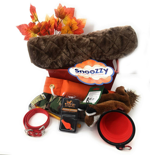 Sparky Pet Co Hunting Sport Dog Bundle Of Fall Needs- 7 Items