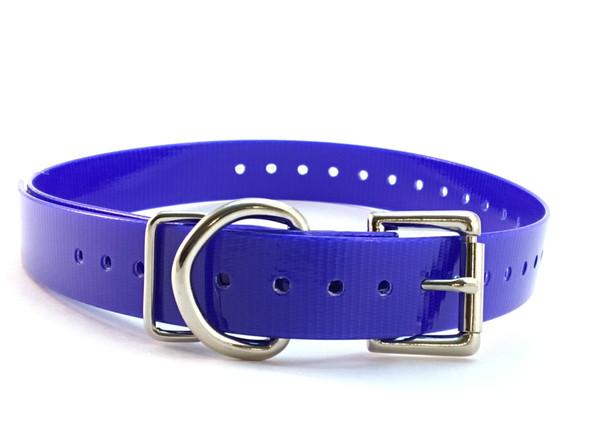 Sparky Pet Co Perimeter Compatible 3/4 Replacement High Flex Strap 7 Colors