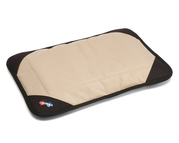 Heated and Cooling Pet Bed - Small - Tan