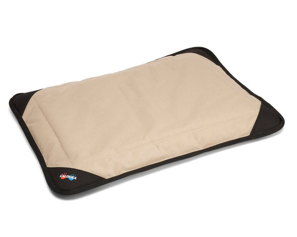 Heated and Cooling Pet Bed - Medium - Tan