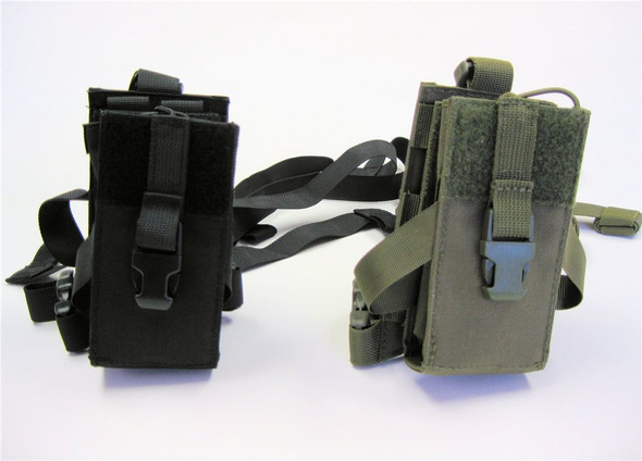 Tactical Flip Pro Pouch - Olive Green