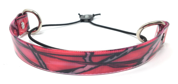 "Sparky Pet Co 3/4"" Electronic Surefit Biothane Receiver High Flex Easy On/Off Dog Collar- 4 Colors"
