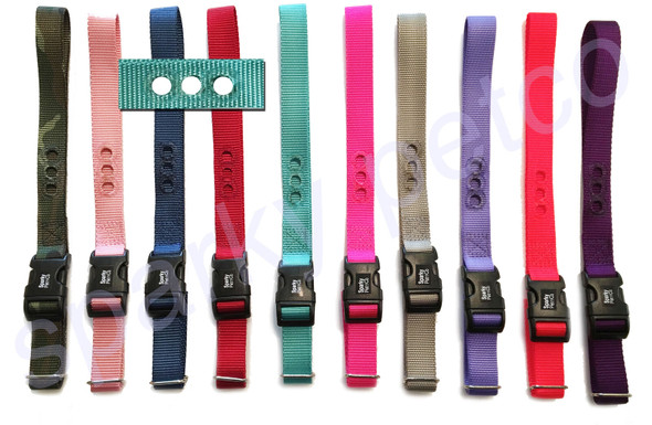"1"" Dog Fence Collar 3 hole Replacement Strap RFA 48 FITS PIF 275 PRF 275 PetSafe"
