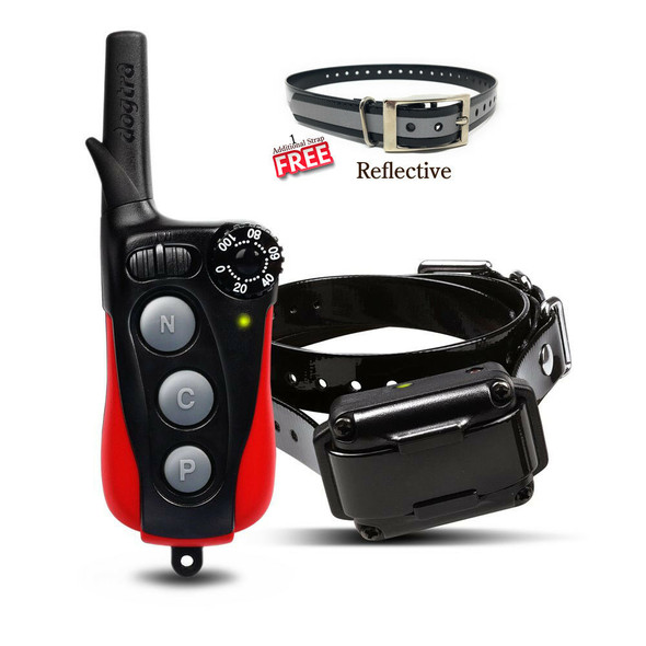 Dogtra iQPet iQ Plus EXPandable Pet E Collar Waterproof with 1 Extra Strap