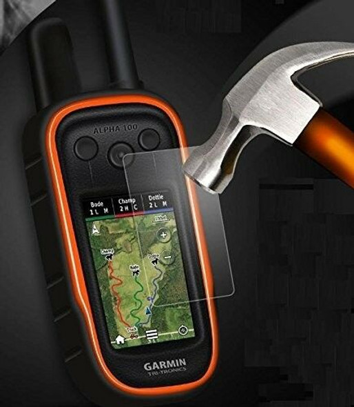 Garmin Alpha 100 EXPlosion Proof Screen Shield Protectors