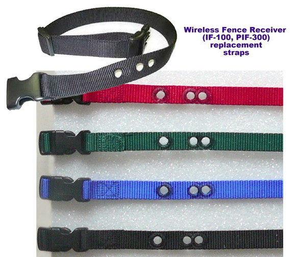 PetSafe Wireless Fence Receiver (IF-100, PIF-300) Replacement Collar Strap