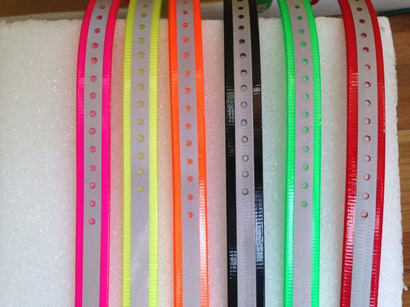 "E-Collar, Garmin, Dogtra, Compatible 3/4"" Reflective Dog Strap"