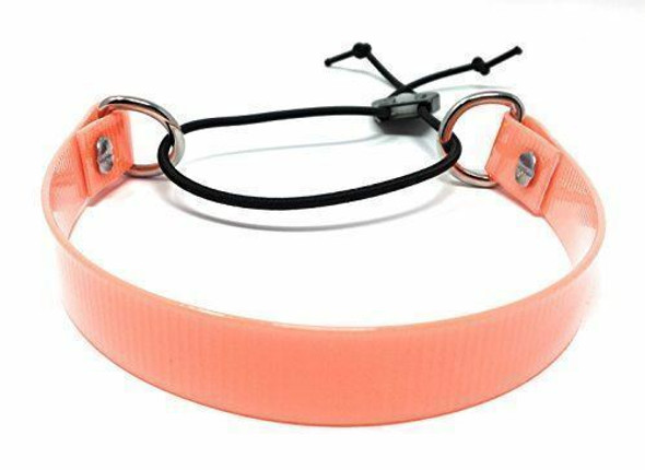 """Sparky Pet Co 1"""" Neon Orange E-Collar Easy Fit Surefit Replacement Electronic Training Collar"""