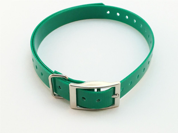 E-Collar, Bark Collar, GPS 3/4 Inch Color Universal Replacement Strap
