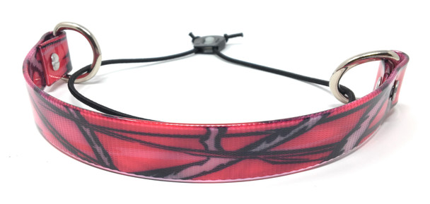 """Sparky Pet Co 3/4"""" Electronic Surefit Biothane Receiver High Flex Easy On/Off Dog Collar- 4 Colors"""