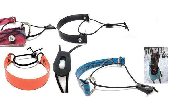 """3/4"""" Electronic receiver Replacement Strap for E Collars"""