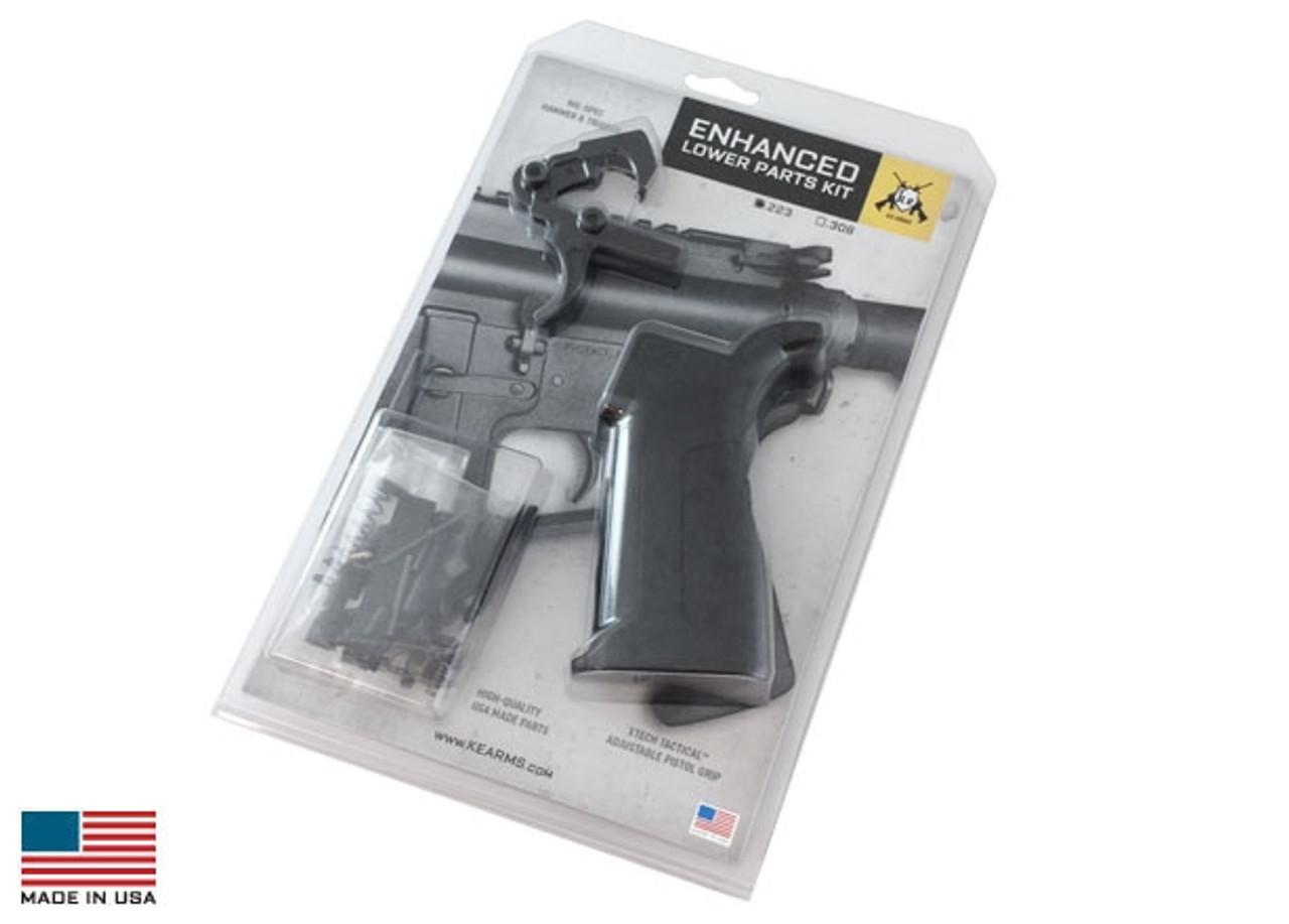 KE Arms AR-15 Enhanced Lower Receiver Parts Kit