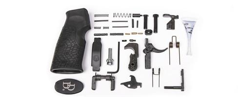 Daniel Defense, Lower Receiver Parts Kit, 223 Rem/556NATO, Black Finish
