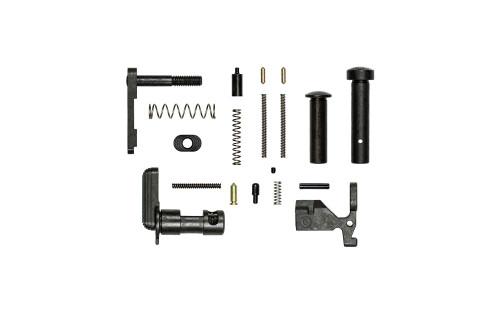 Aero Precision AR15 Lower Parts Kit, Minus FCG/Trigger Guard/Pistol Grip - APRH100385C