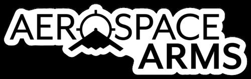 Aerospace Arms Sticker Full Logo