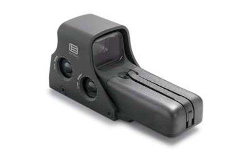 EOTech 512.A65 Holographic Red Dot Sight, Picatinny Mount, Black