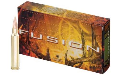 Federal Fusion .223 Remington 62 Grain JSP
