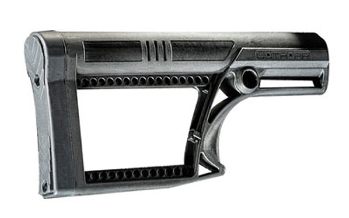 Luth-AR MBA-2 Skullaton Fixed Buttstock Black
