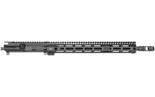 "Midwest Industries AR-15 Upper Assembly 223 Wylde 16"" Barrel 15"" G3 M-LOK Rail Black"