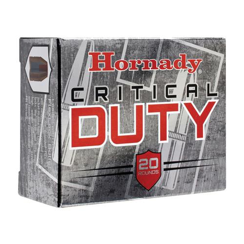Hornady Critical Duty, 10mm Auto, 175 Grain FlexLock Duty, 20rd Box