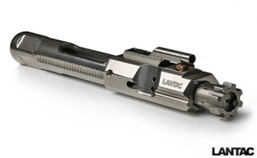 LANTAC Enhanced Complete Bolt Carrier Group Nickel Boron Coated, 308WIN/7.62NATO E-BCG - LANLA00300