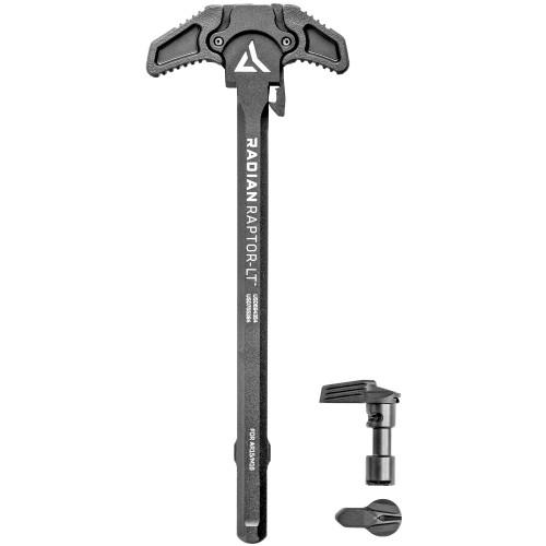 Radian Weapons, Raptor-LT/Talon, AR15 Charging Handle/Safety Combo, Black Finish - R0290
