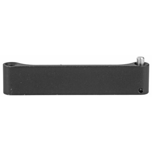 LBE Unlimited, Trigger Guard, Aluminum, For AR-15, Black - AR15TG