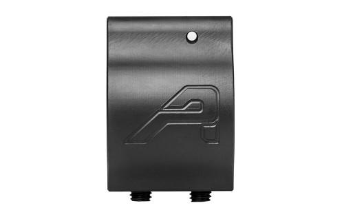 Aero Precision .875 Low Profile Gas Block, Phosphate with Aero Logo - APRH100366C