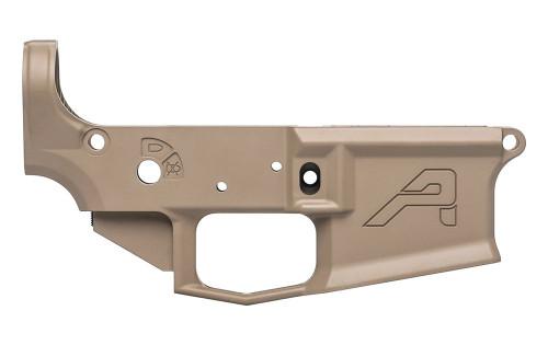 Aero Precision M4E1 Stripped Lower Receiver - FDE Cerakote - APAR600002C