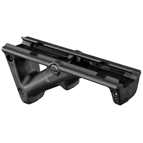Magpul Industries, Angled Foregrip 2, Grip, Fits Picatinny, Black Finish - MPIMAG414BLK
