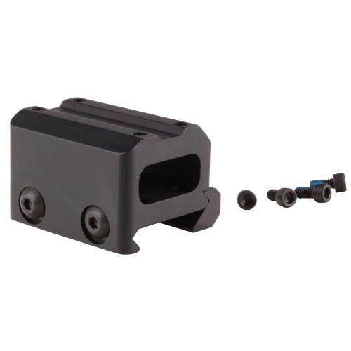 Trijicon, MRO-Miniature Rifle Optic, Mount, Full Co-Witness, Fits Trijicon MRO, Black Finish - AC32068