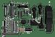 Seekins Precision Enhanced Builder's Kit, Lower Parts Kit, 223 Rem/556NATO (No Trigger Included) - 0011510063