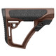 Daniel Defense, Mil-Spec Collapsible Buttstock, Fits AR Rifles, Brown Finish - 21-091-04179-011