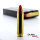 DURAMAG, 450 Bushmaster, 5rd Magazine, Black, Fits AR Rifles, Stainless Steel, .450 Orange AGF Follower - 5X45041175CPD